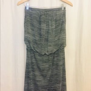 Cynthia Rowley Maxi Mesh Dress p904